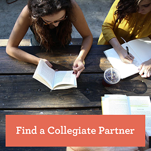 Click here to learn about the Collegiate Partners network