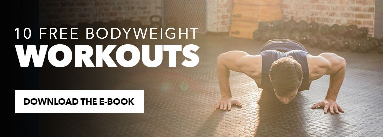 Download 10 Free Bodyweight Workouts