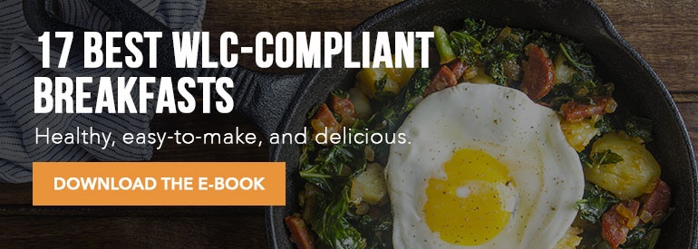 17 Best WLC-Compliant Recipes: Download the E-Book