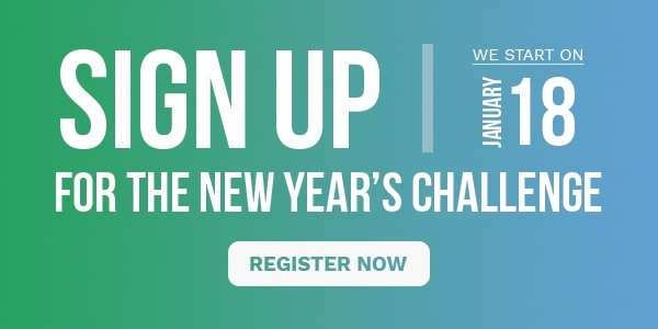 Sign Up for the New Year's Challenge