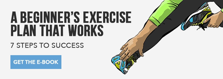 "Download the ""Beginner's Exercise Plan That Works"" E-Book"
