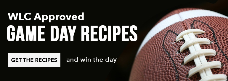 Download the Game Day Recipes E-Book