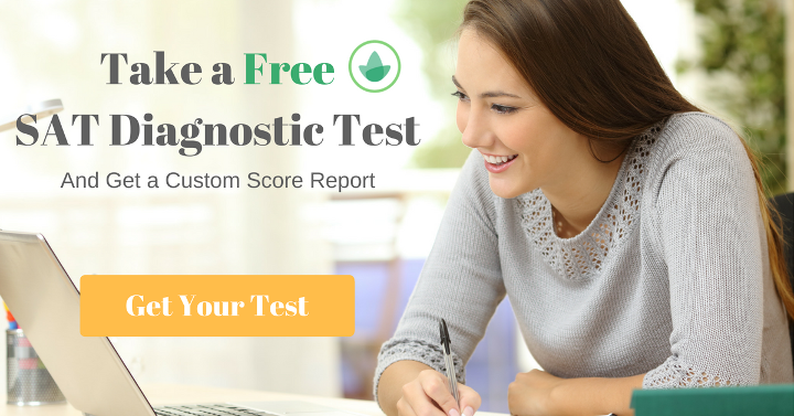 Take a free sat diagnostic test