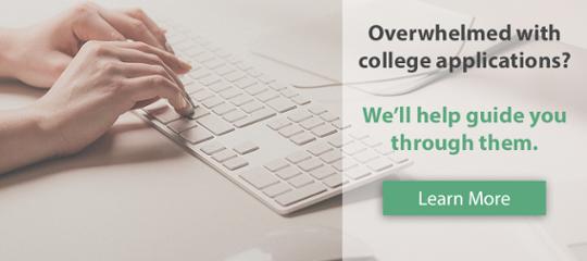 CollegeVine College Apps Program