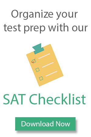 CollegeVine SAT Checklist