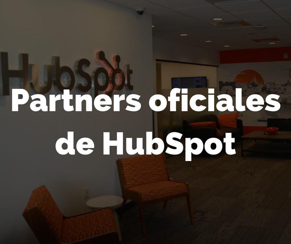 Partners oficiales de HubSpot