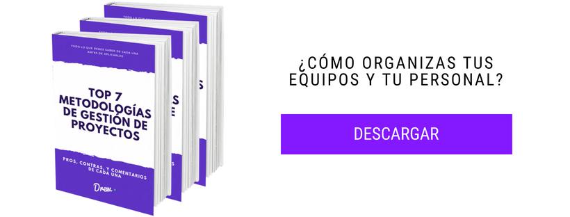 descarga el pdf de las metodologías de gestión de proyectos
