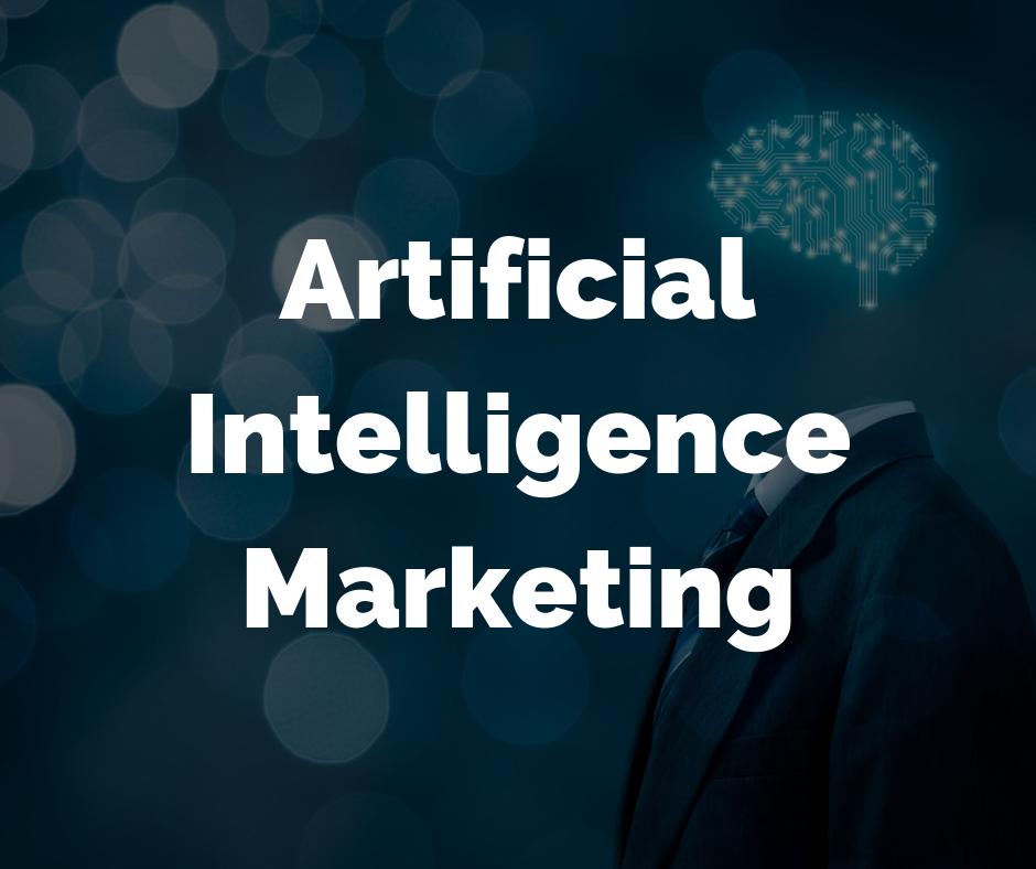 Inteligencia Artificial para Marketing