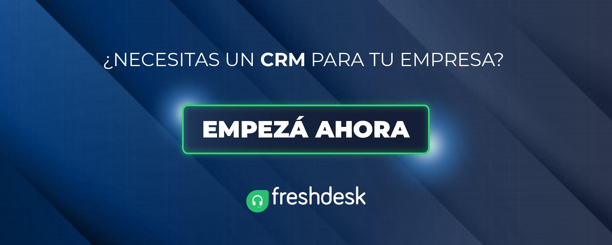 Freshdesk - crear cuenta