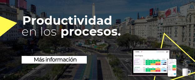 Productividad en los procesos