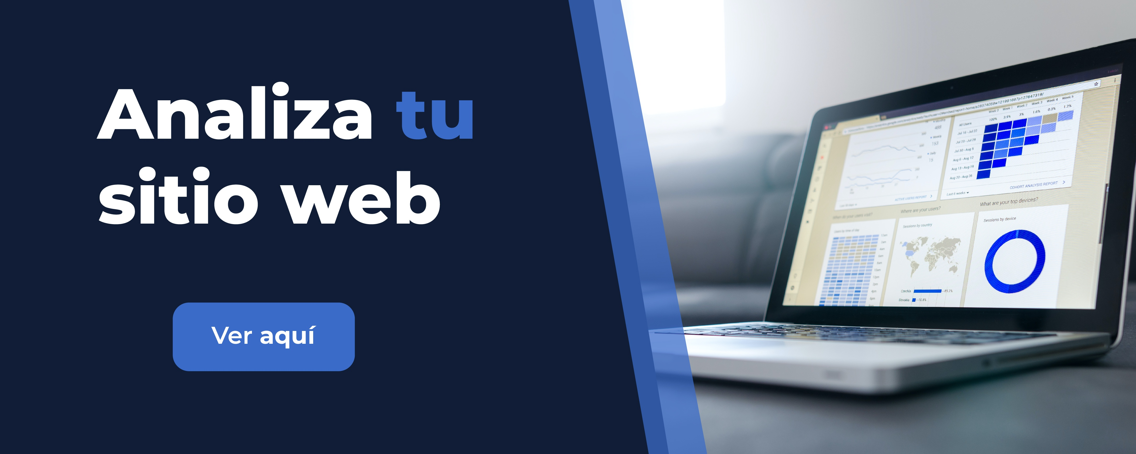 Analiza tu sitio web