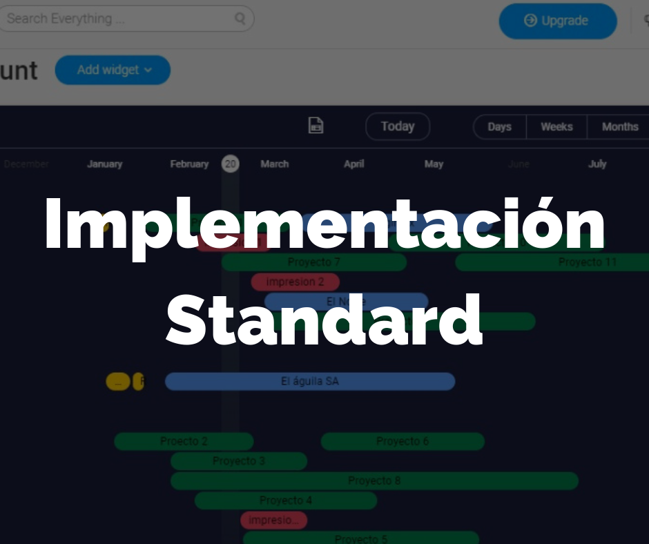 Implementación Standard