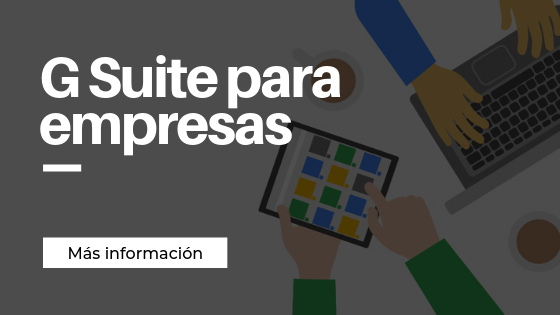G Suite para empresas