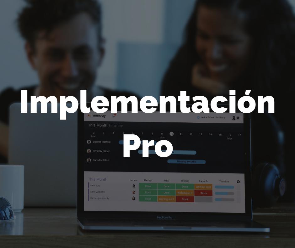 Implementación Pro