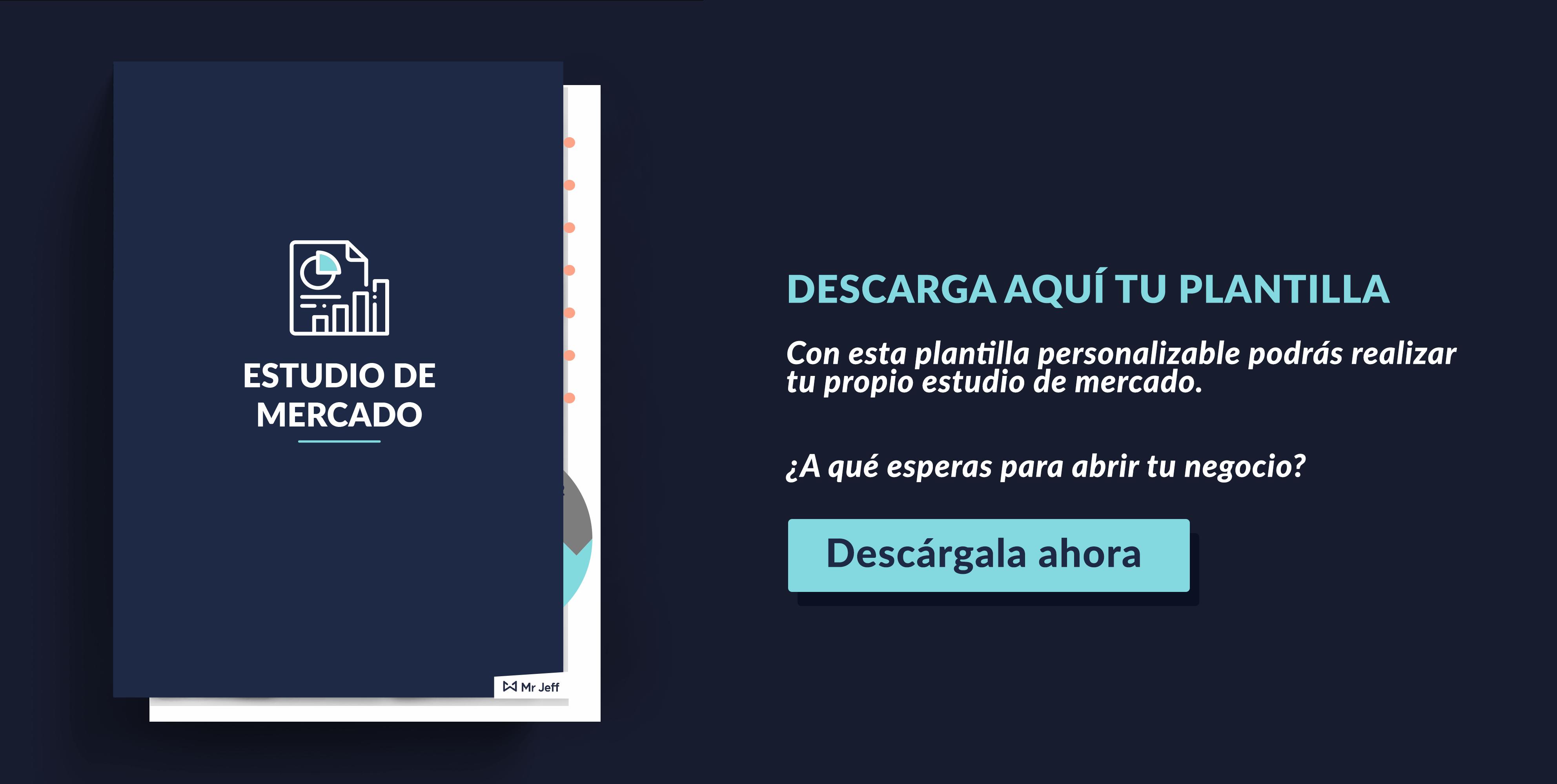 plantilla de estudio de mercado pdf