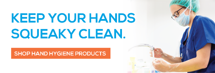 Shop Hand Hygiene Products