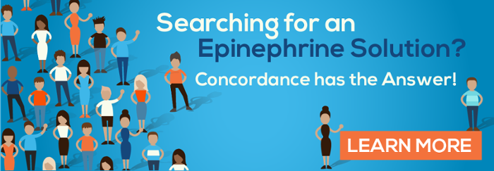 Searching for an epinephrine solution?