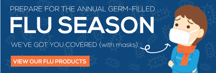 VIEW OUR FLU PRODUCTS