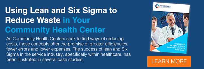 eBook: Using Leadn and Six Sigma to Reduce Waste in Your CHC
