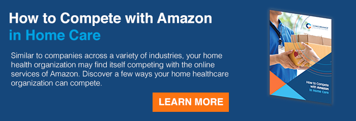 How to Compete with Amazon in Home Care