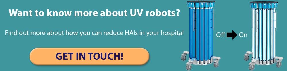 UV Sterilization Robots
