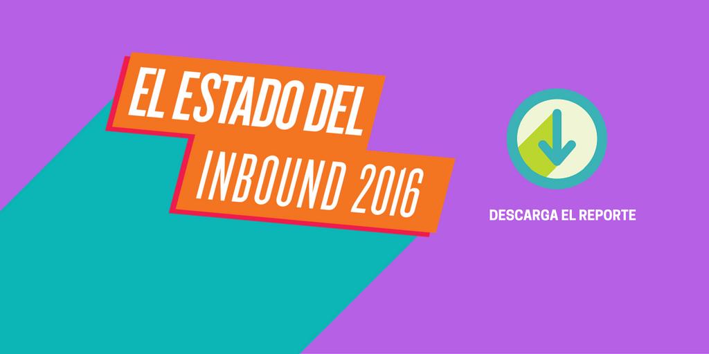 El Estado del Inbound 2016