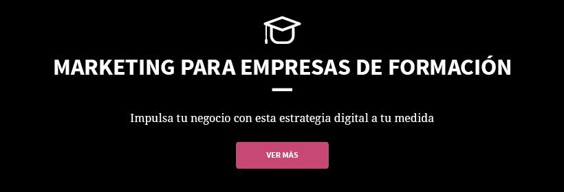 marketing formación