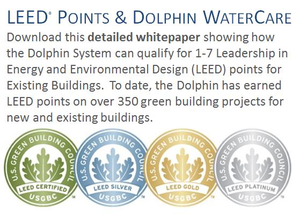 Download this detailed whitepaper showing how the Dolphin System can qualify for 1-7 Leadership in Energy and Environmental Design (LEED) points for Existing Buildings.