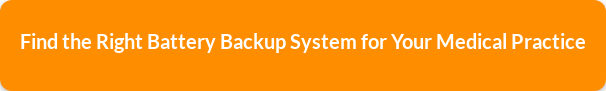 Find the Right Battery Backup System for Your Medical Practice