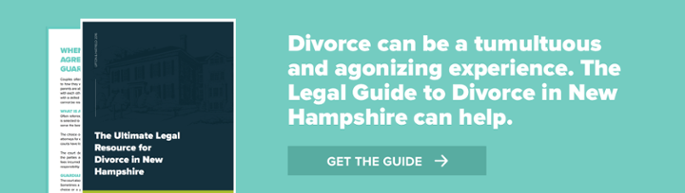 Download the Legal Guide to Divorce in New Hampshire