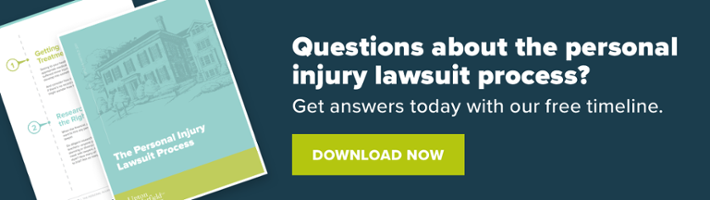 Upton & Hatfield's Personal Injury Timeline