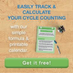 Download our free cycle counting formula and calendar today!