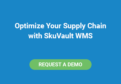 Optimize Your Supply Chain with SkuVault WMS. Request a demo.