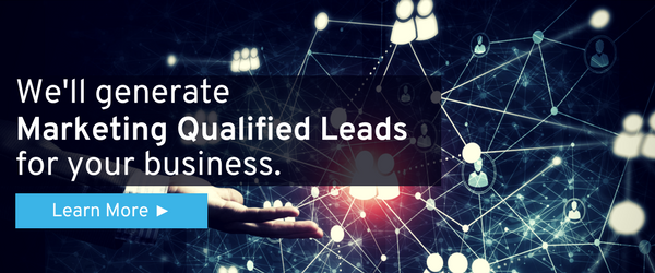 We'll Generate Marketing Qualified Leads For Your Business