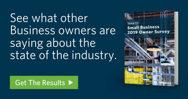 State Of Small Business Industry Survey Results