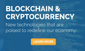 Blockchain Technology and Cryptocurrency will redefine our economy - learn more