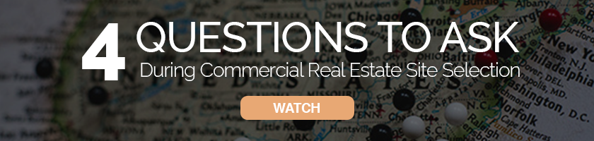 4 Questions to Ask During Real Estate Site Selection