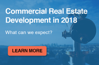 Commercial Real Estate Development in 2018