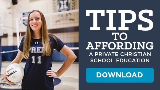 Download Tip Sheet: Tips to Affording a Private Christian School Education
