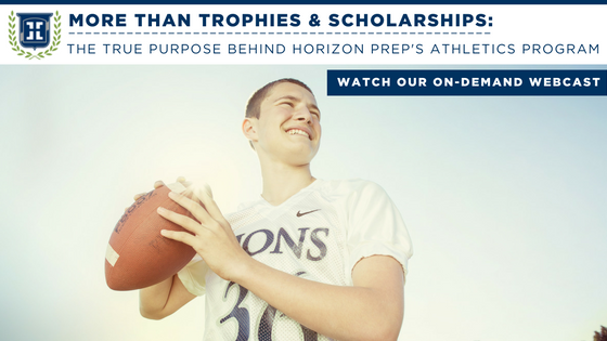 More Than Trophies & Scholarships
