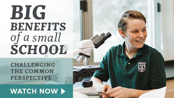 Big Benefits of a Small School | Horizon Prep