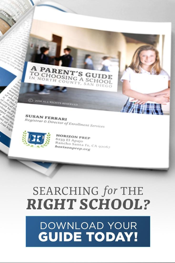 Parent's Guide to Choosing a School in North County, San Diego