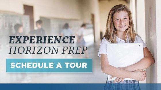 Experience Horizon Prep: Schedule a Tour