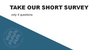 Take short TMI GIS page survey