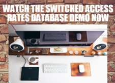 switched access rates database demo
