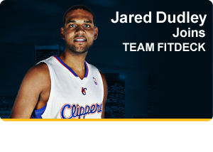 Jared Dudley Joins FitDeck