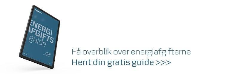 Guide til energiafgifter fra Scanenergi