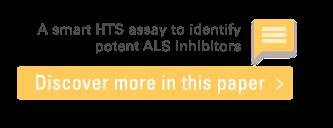 Read scientific paper: a smart HTS assay to identify potent ALS inhibitors