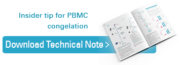 Download Technical Note, Insider tip for PBMC congelation