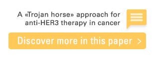 "Read scientific paper: A ""Trojan horse"" approach for anti-HER3 therapy in cancer"